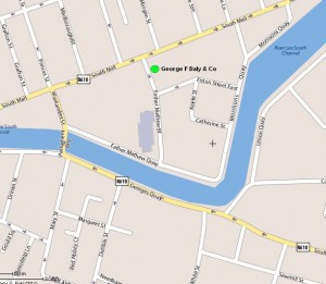 Map to Cork Office